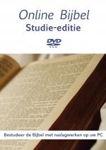 voorkant Online Bijbel Studie DVD